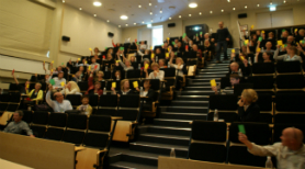 Conferences, seminars, courses and networks